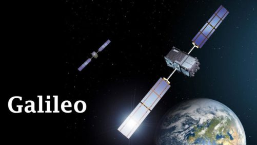 Galileo-GNSS-Satellite
