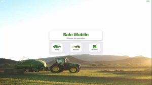 Deere Launches Bale Mobile App with Hay and Forage Yield Tracking