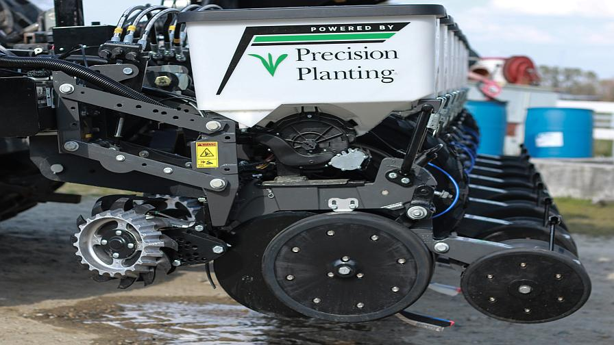 Precision Planting Announces Ready Row Unit Planter Customization Offer