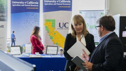 UCANR_booth_Food_IT_forum