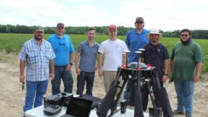 Precision Agriculture Takes Flight at North Carolina State