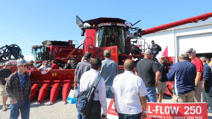 CNH Industrial Announces AGXTEND Precision Farming Technology Brand