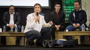 Agricultural Robotics Take Center Stage at FIRA 2018