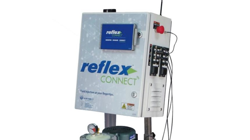 Variable Rate Fertigation System Expands with Mobile Connectivity