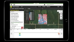 Deere-Granular Collaboration Produces New Profit Maps Tool