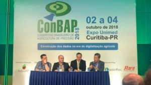 ConBAP 2018 Highlights Precision Agriculture in Brazil