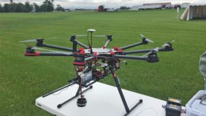 Precision Agriculture By Water and Air