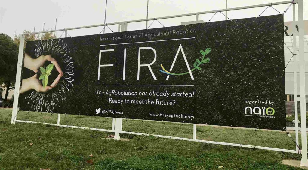 FIRA Conference Points Up Ag Robotics' Potential – and Challenges