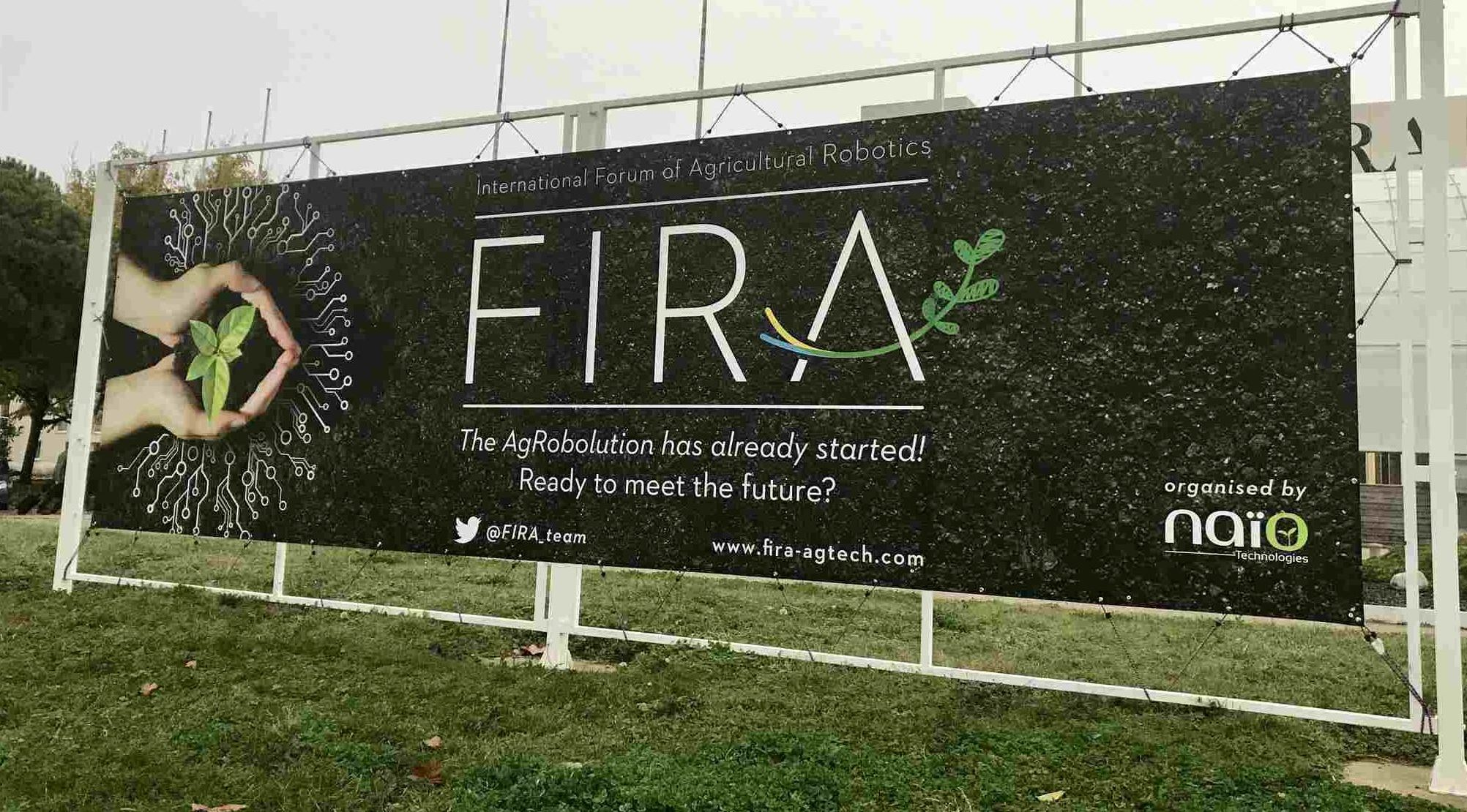 FIRA Conference Points Up Ag Robotics' Potential – and