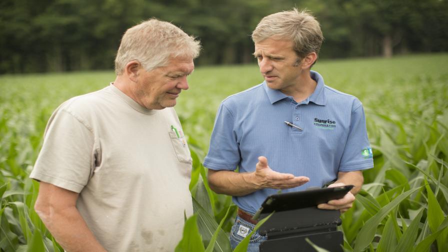Sunrise Cooperative: Precision Farming, Evolved