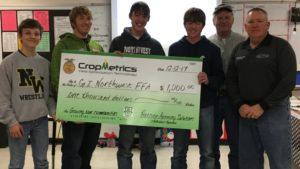 CropMetrics' FFA Irrigation Management Program Introduces Students to Ag's Most Finite Resource