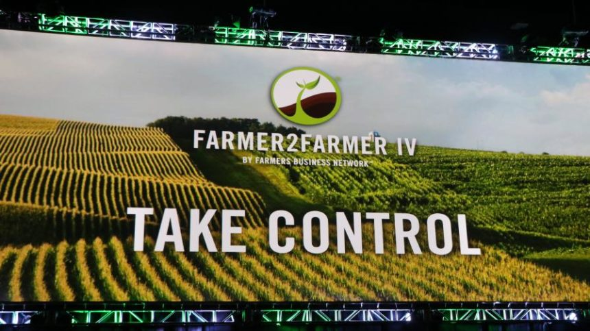 Farmers Business Network: Farming in the Fast Lane? (F2F Conference Coverage)