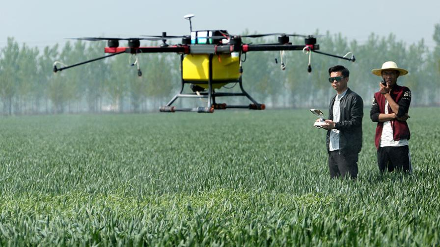 Hype Train on the Tracks: Agricultural Drone Usage Uptick On Deck