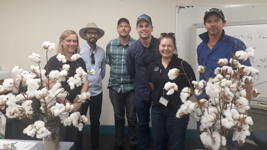 Australia: Agtech, Robots, Cotton, and Good People