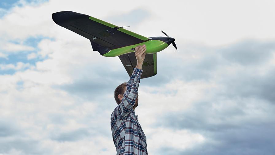 Drone Milestone? Sentera's 2019 PHX Achieves 1,000 Acre Coverage in Single Flight