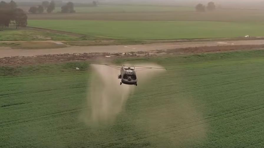 Three Agricultural Spray Drone Models That Promise to Be Breakthroughs (Part One)