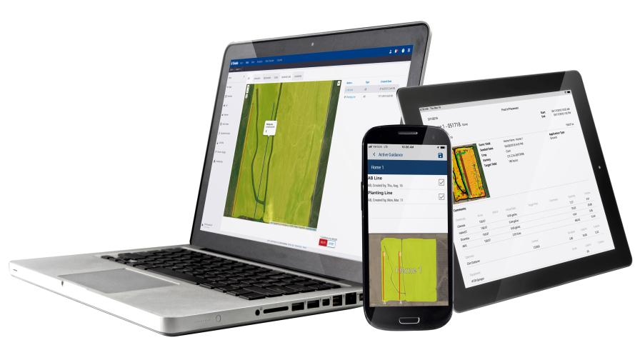 Trimble Connects the Farm Ecosystem Via Launch of Farmer Core