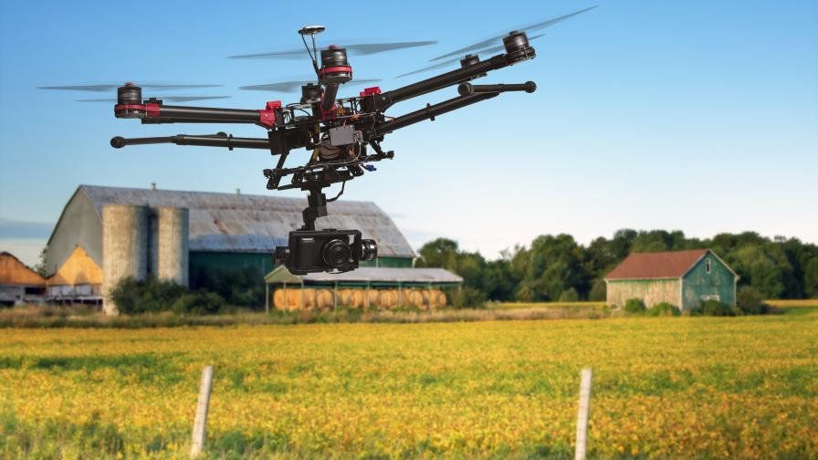 Three Agricultural Spray Drone Models That Promise to Be Breakthroughs (Part Two)