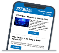 Get The Signal Newsletter
