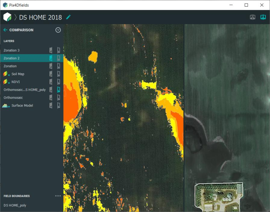 Using Drone Mapping for Crop Insurance