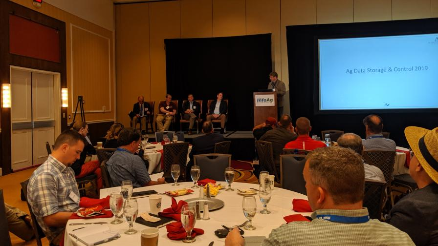 InfoAg 2019: Farm Data Use Moving From Early Adopters to Mainstream