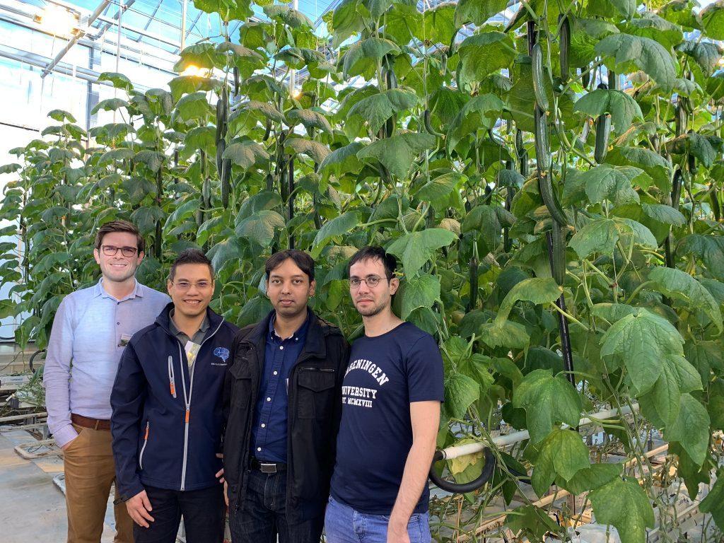 Team Sonoma, Microsoft Research, International Autonomous Greenhouse Challenge