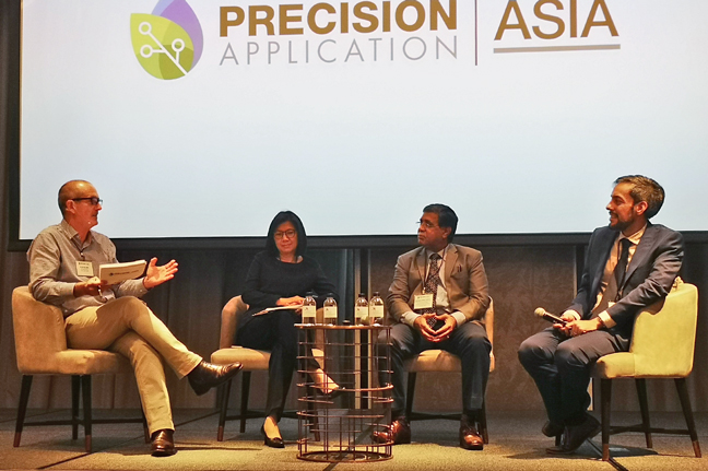 Seen and Heard: Photos from Precision Application Asia 2019