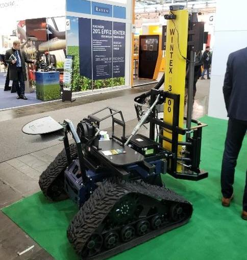 Automated Soil Collector