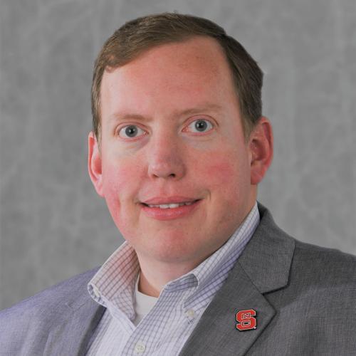 Jason Ward, Assistant Professor, North Carolina State University